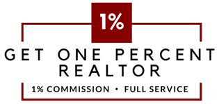 Low Commission Realtor Logo